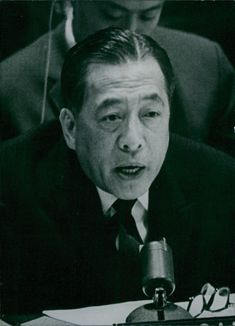 Nationalist Chinese Diplomat: Liu Chieh