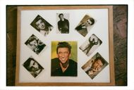 Various pictures from the memory show of the lost actor Yves Montand
