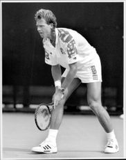 Stefan Edberg, tennis player