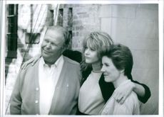 Meg Ryan, Ned Beatty and Patty Duke in the film Prelude to a Kiss, 1992.