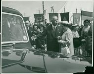 Royal Norfolk Show: The Queen Mother and Sir Henry