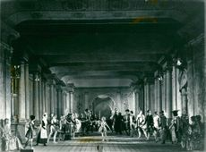 Swedish towns: Drottningholm Castle Theater 1956-1970