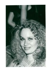 Karen Black at the Cannes Film Festival