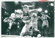 starlight express skates on.