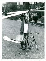Pedal Powered Aircraft: