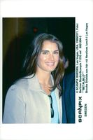 Actress Brooke Shields at Newline's lunch
