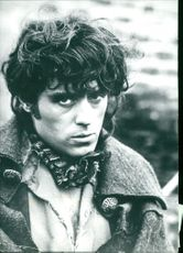"""Ian McShane smith Heathcliff in the TV series """"Staggering Heights"""""""