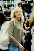 Daryl Hannah at the premiere of Casper