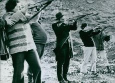Israeli Views: Gun-Toting Rabbis. 1975