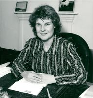 Rosie Barnes Politician.