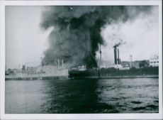 Russian bombings on churches harbour in summer.