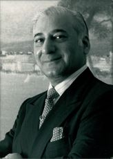 Portrait of Ravi Tikkoo.