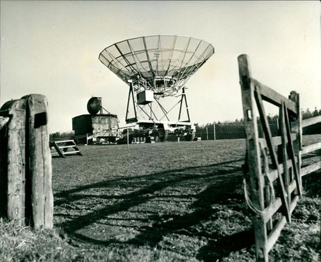 Radio Telescope Garrowby Yorks: Competition