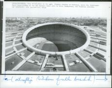 OS Stadium - OS in Montreal 1976