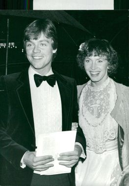 Mark Hamill arrives at the premiere of