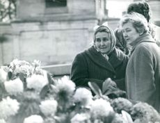 Women at Coty Renes funeral.
