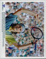 Gustavo Kuerten victor in the French Open.
