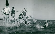 Scout Movement 1946