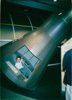 Great Britain: Leicester: The National Space Centre