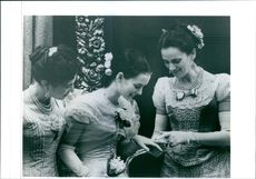 """Winona Ryder in a scene from the film """"The Age of Innocence"""", 1993."""