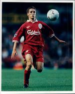 Michael Owen, Liverpool FC