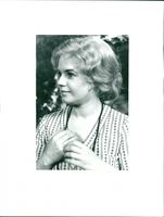 Lena Nyman in the Quartet that was blown up