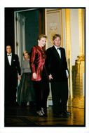 Mathilde d'Udekem d'Acoz and Crown Prince Philippe of Belgium