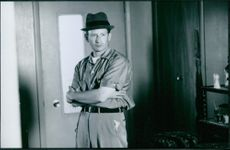 """Max Perlich in a scene of the movie, """"Truth or Consequences"""""""