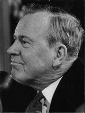 "Portrait of Lester Bowles ""Mike"" Pearson."