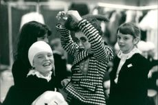 Schools 1988:Children of holy trinity school.