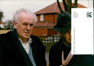 George Cole English actor.
