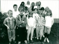 Some of the actors in the TV series Ebba & Didrik
