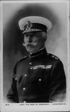 Portrait image of Prince Arthur, Duke of Connaught