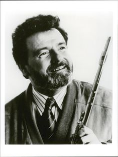 James Galway celebrates his 50th birthday in London