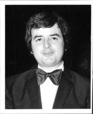 Portrait of Rodney Bewes.