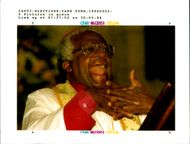 Tutu Desmond:shrieks with Delight