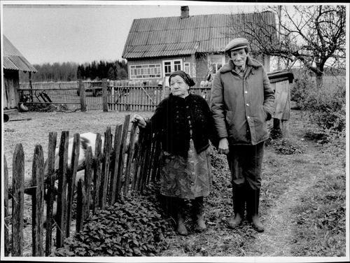 Ludmila and Alexij Kosygin are the last remaining inhabitants of the radiant town of Rodki
