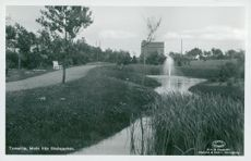 Postcard from Tomelilla City Park