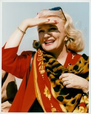 Gena Rowlands at the American Film Festival in France