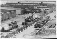 Barracks and thoughts in the Red Army Garrison