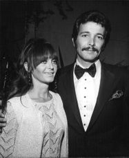 Herb Alpert  and his wife Sharon Mae Lubin.