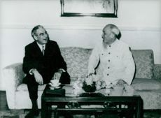 William Warbey and Ho Chi Minh