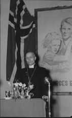 Bishop Björkquist, Norway Aid - 2 March 1943