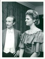 Wallace Malcolm: Major and Mrs Malcolm wallace: