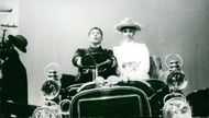 "Git Skiöld and Leppe Sundewall in ""Ragtime"""