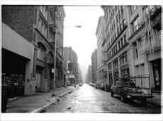 A street in New York