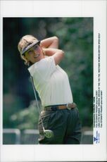Lotta Neuman knocks out in the Weetabix Womens British Open.