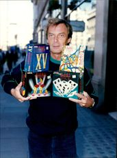 Erno Rubik, Professor of Applied Science at the Budapest University, Hungary