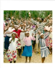 Rwanda war:rwandan refugee mainly orphans and unacompanied.