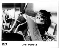 A Snapshot of a Critter from the Film Critters 2